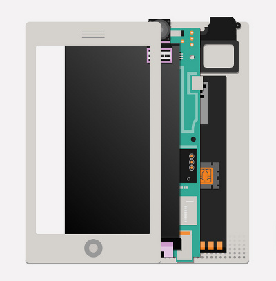 parts of a smartphone