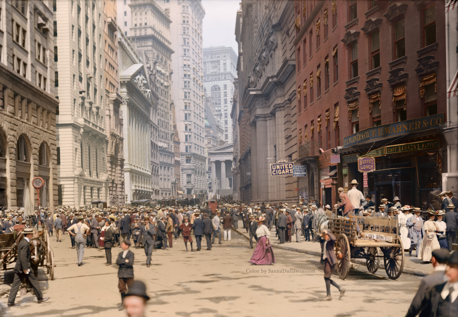 Colorized Photos From The Past Earthly Mission