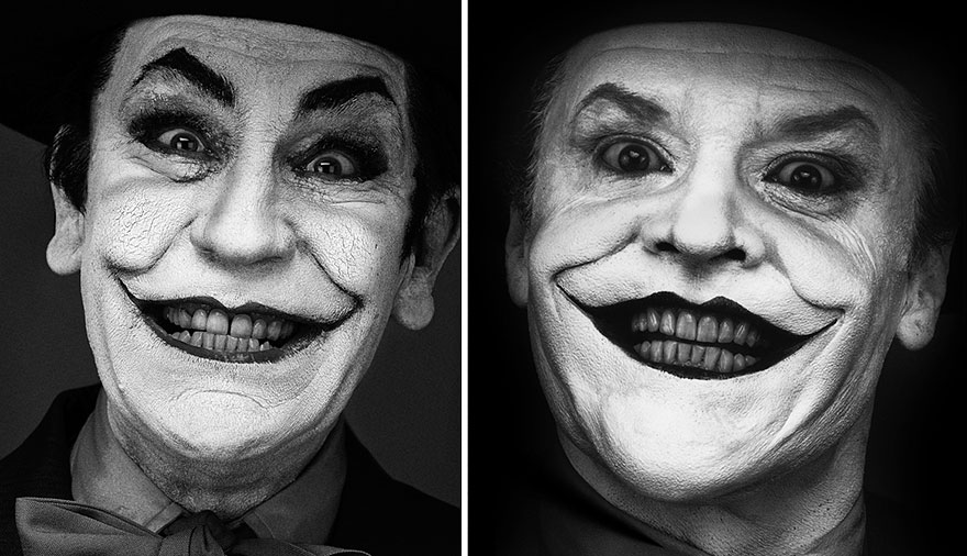 Remakes of Famous Photos With John Malkovich