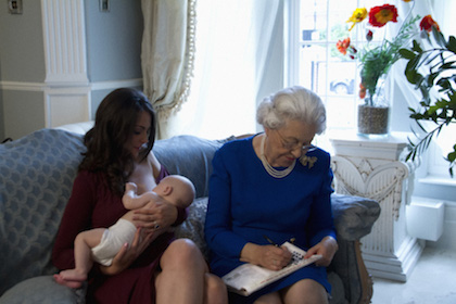 Private Moments Of The Royal Family Photoshopped Earthly