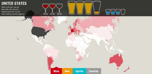 World Alcohol Map - Earthly Mission on united states regional stereotypes, united states government, united states of shame, georgia alcohol, united states fun fact,