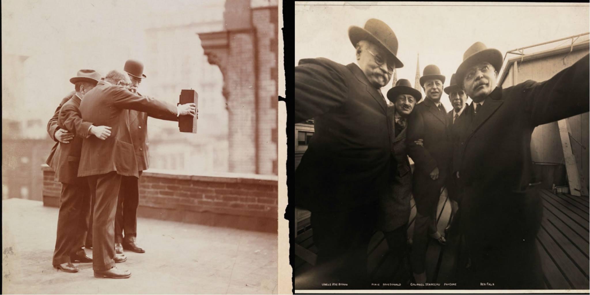 1920, selfies_circa_1920