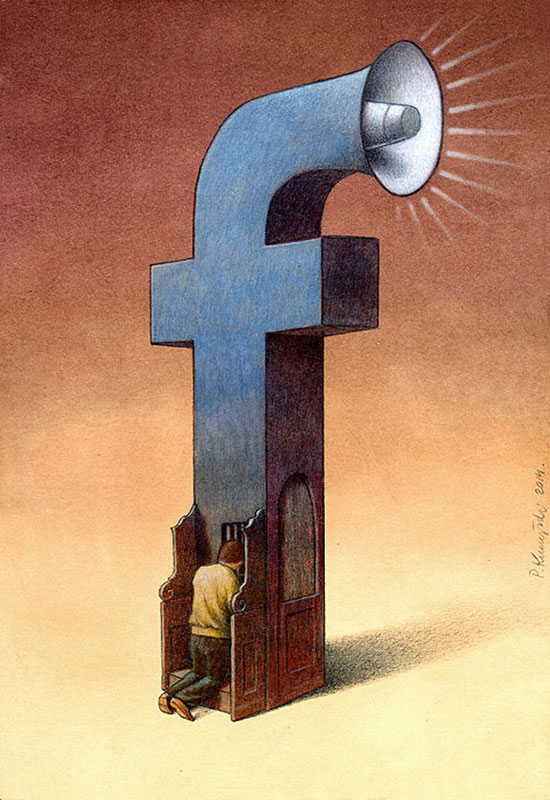 what-facebook-feels-like-in-2014-by-pawel-kuczynski-4