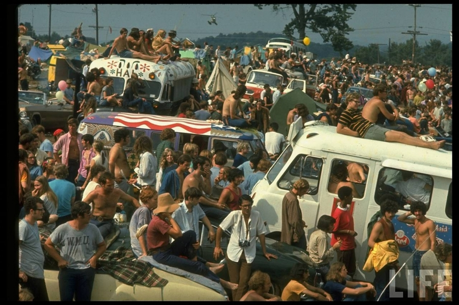 Woodstock Is 50 Years Young