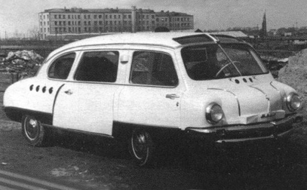 Weird Cars From The Soviet Union Earthly Mission