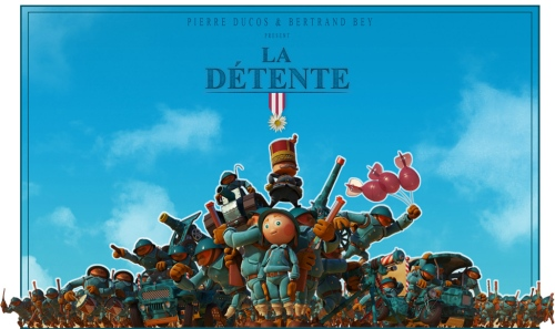La Détente: Epic 3D Film About WWI