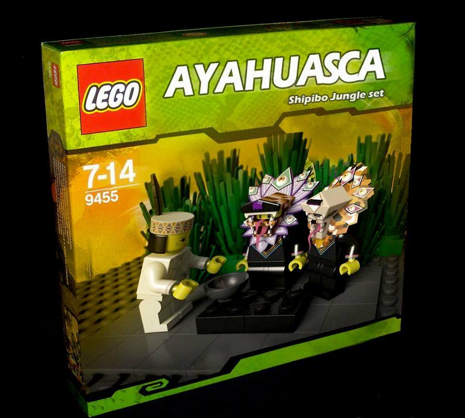Christmas Gift Ideas: Ayahuasca LEGO Set – Earthly Mission