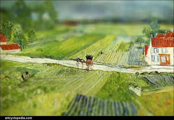 tilt-shift-van-gogh-landscape-at-auvers-after-the-rain-detail