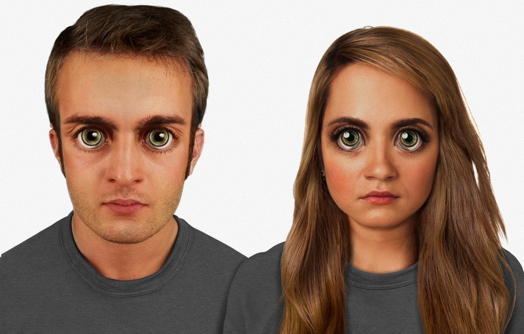 What We May Look Like in 100,000 Years