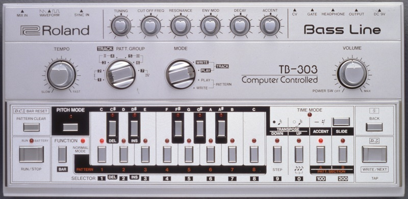 The Evolution of Electronic Music