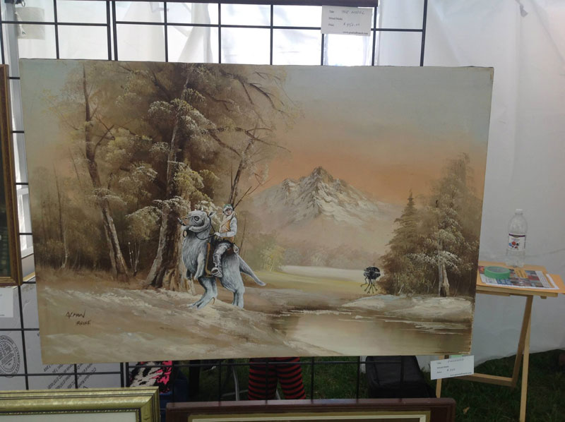 adding-characters-to-thrift-store-paintings-by-david-irvine-gnarled-branch-30