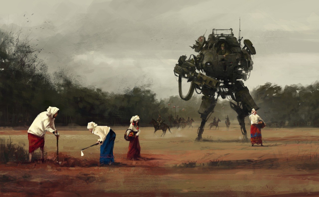 jakub_rozalski_oil_paintings_mechs_060115_4