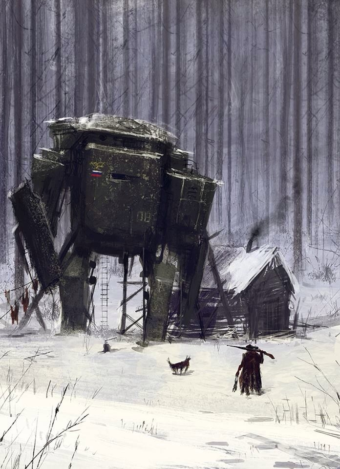 jakub_rozalski_oil_paintings_mechs_060115_7