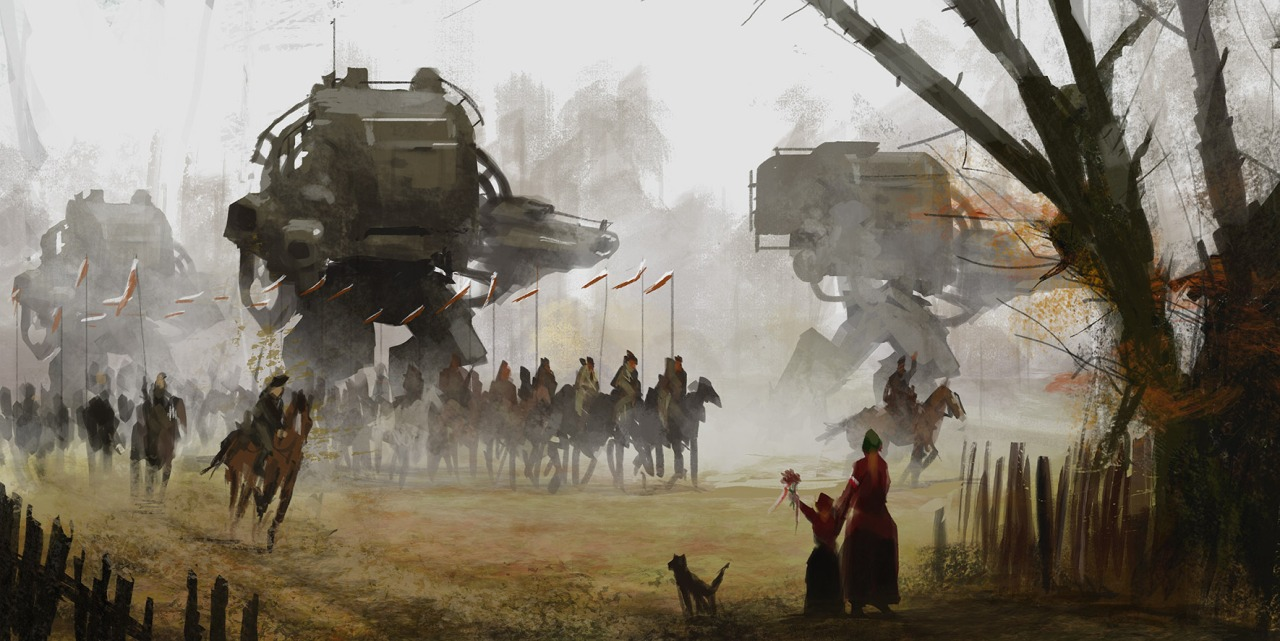 jakub_rozalski_oil_paintings_mechs_060115_8