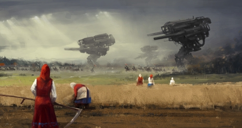jakub_rozalski_oil_paintings_mechs_060115_b