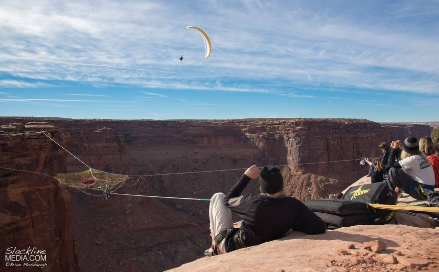 pentagon-handmade-net-over-canyon-moab-monkeys-brian-mosbaugh-5