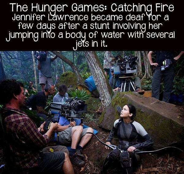 movie facts the hunger games