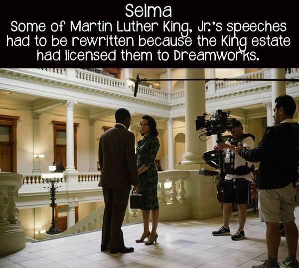 movie facts selma