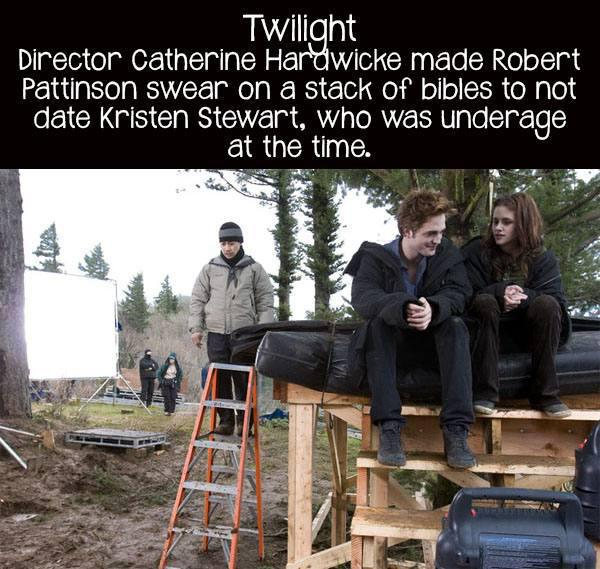 movie facts twilight