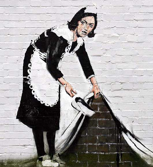 All The Best From Banksy 50 Pics Earthly Mission