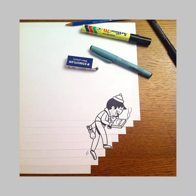 clever-3d-drawings-by-huskmitnavn2