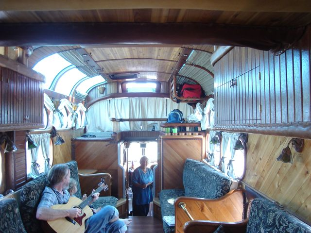 Tour Bus For Sale >> The Peacemaker Bus - Earthly Mission