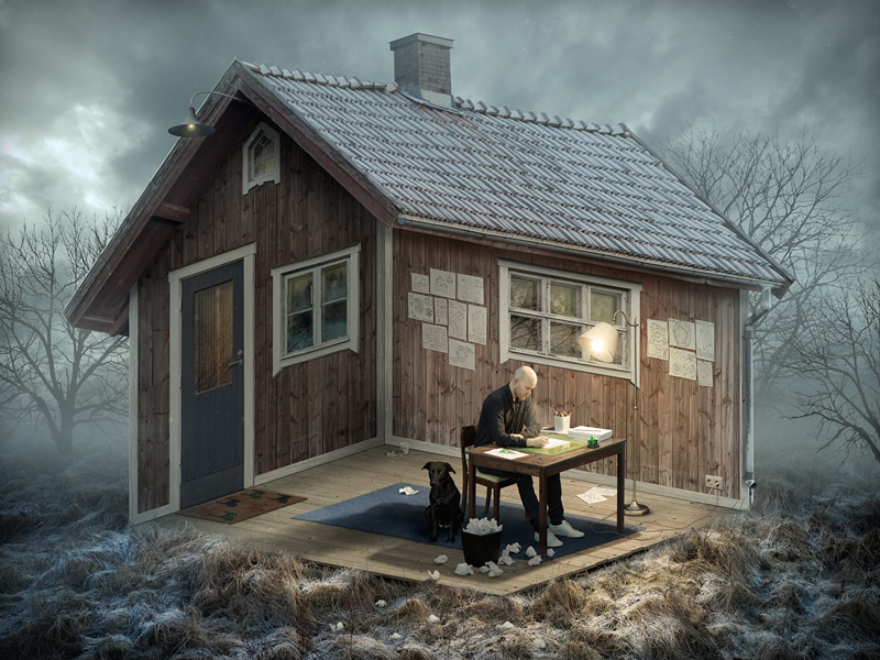 the-architect-by-erik-johansson