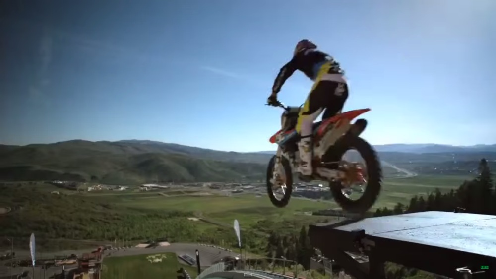 best-jump-motorbike-ski-jump