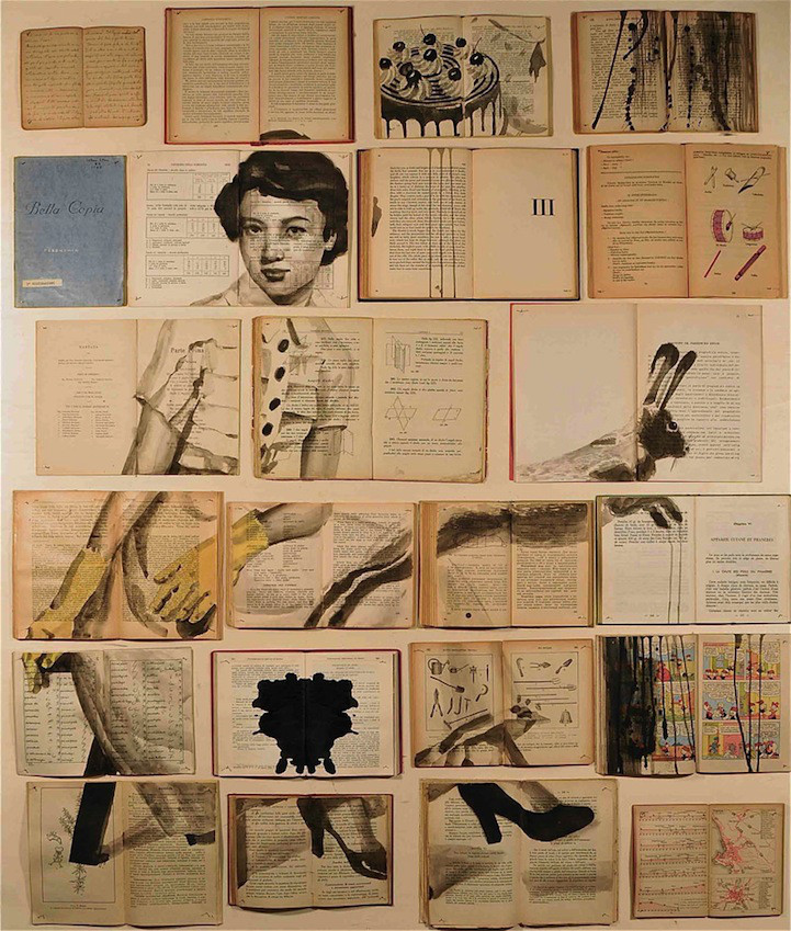 russian-artist-uses-books-as-canvas2
