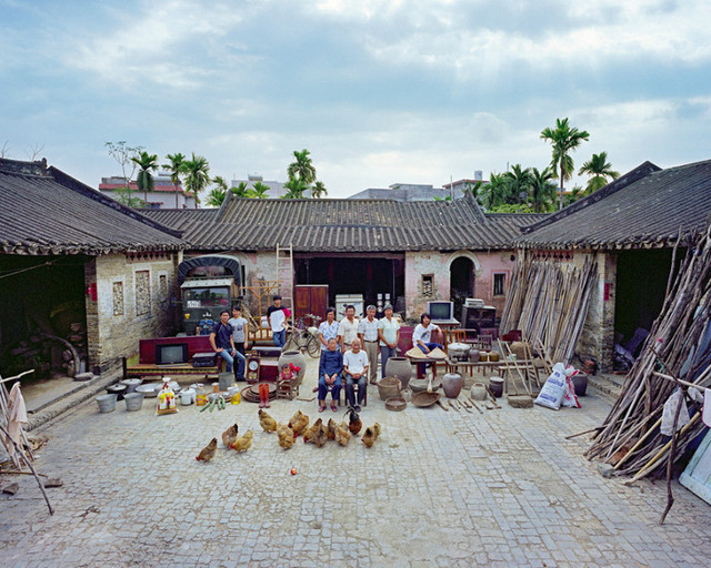 Home of the village council head, Chengxi Village, Yacheng Town, Sanya City, Hainan Province