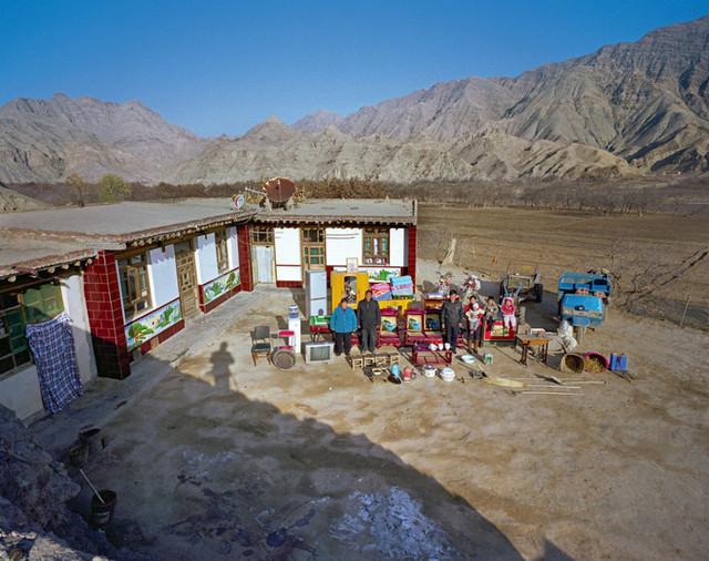 Nanchangtan Village, Zhongwei City, Ningxia Hui Autonomous Region