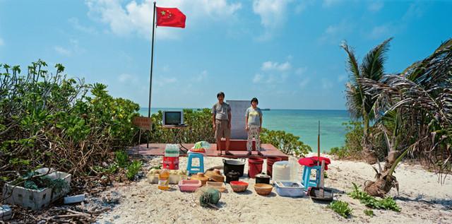 North Island, Seven Banks, Xisha Islands, Sansha City, Hainan Province
