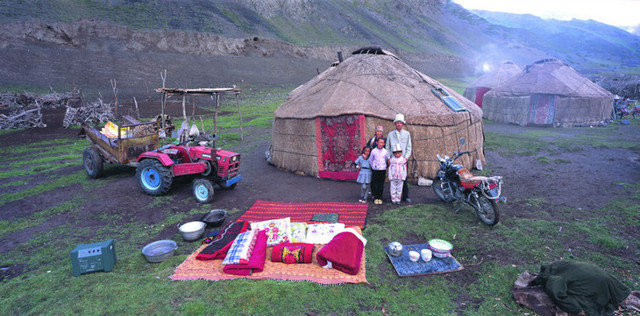 Simuhana Village, Jigen Township, Ulugqat County, Kashgar City, Xinjiang Uyghur Autonomous Region