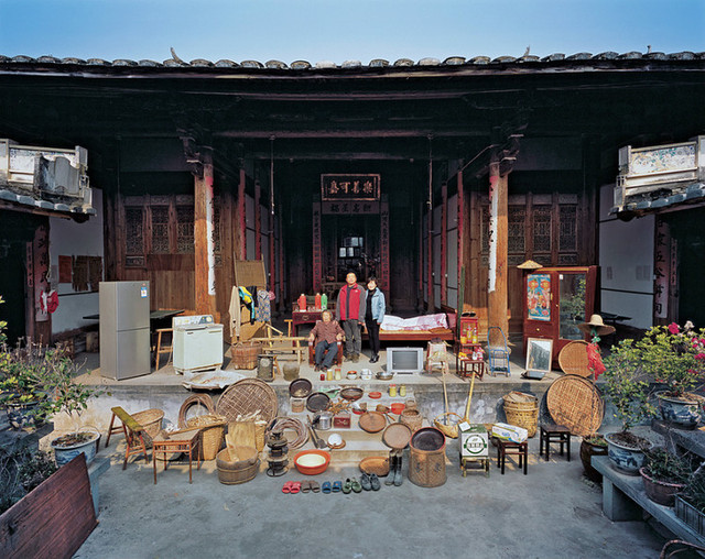 Yaoqiucuo manor, Zhongshan Village, Songkou Town, Yongtai County,Fuzhou City, Fujian Province