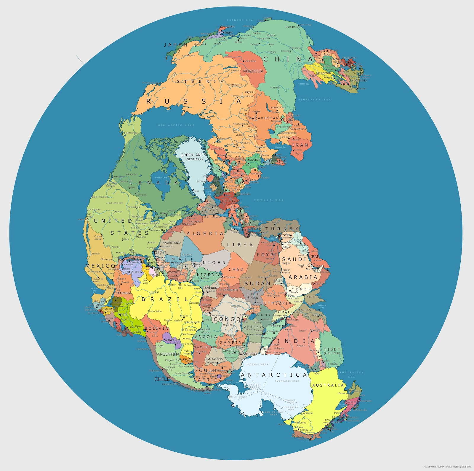 pangea-with-countries-today2