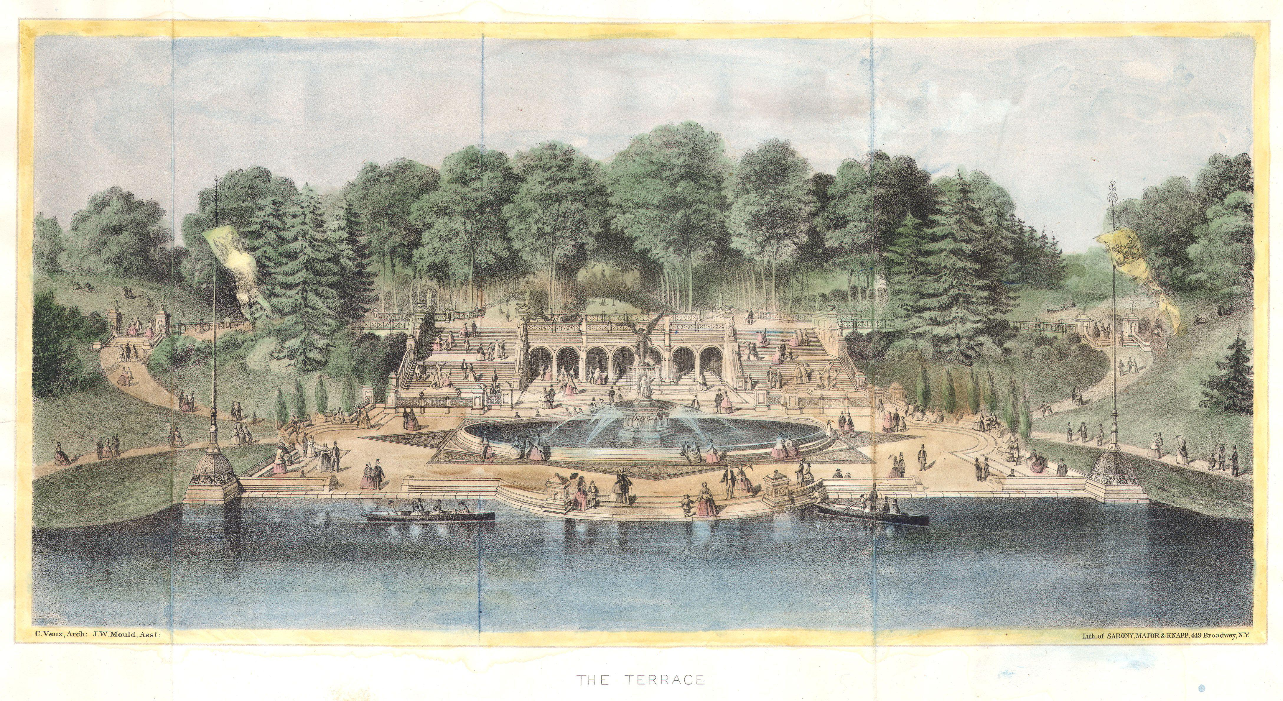 1869_Knapp_View_of_Bethesda_Terrace,_Central_Park,_New_York_City_-_Geographicus_-_Terrace-centralpark-1868