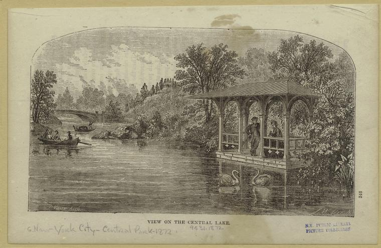 1872-john-william-orr-view-on-the-central-lake-1872-james-dabney-mccabes-lights-and-shadows-of-new-york-life-lithographic-print-nypl