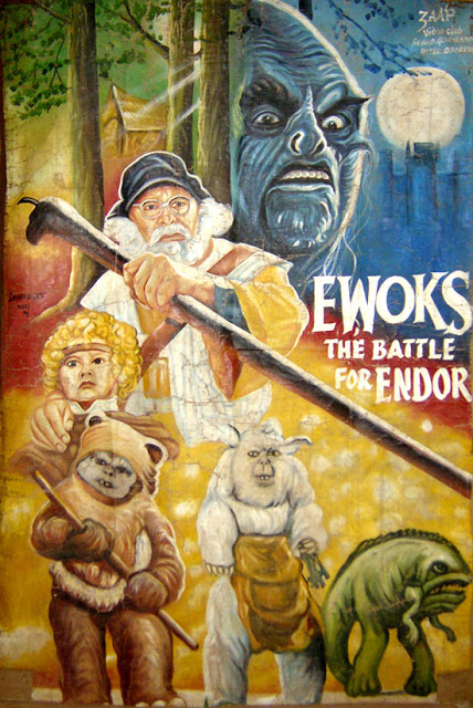 Ewoks+The+Battle+For+Endor