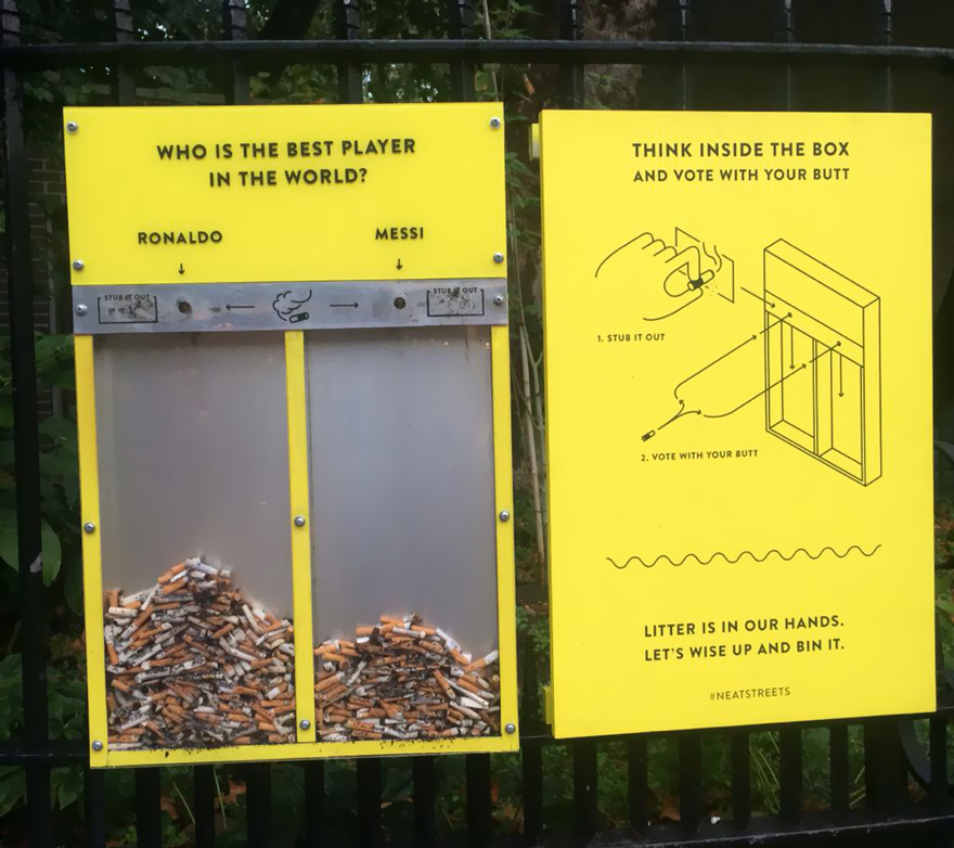 cigarette-butt-voting-littering-london-1