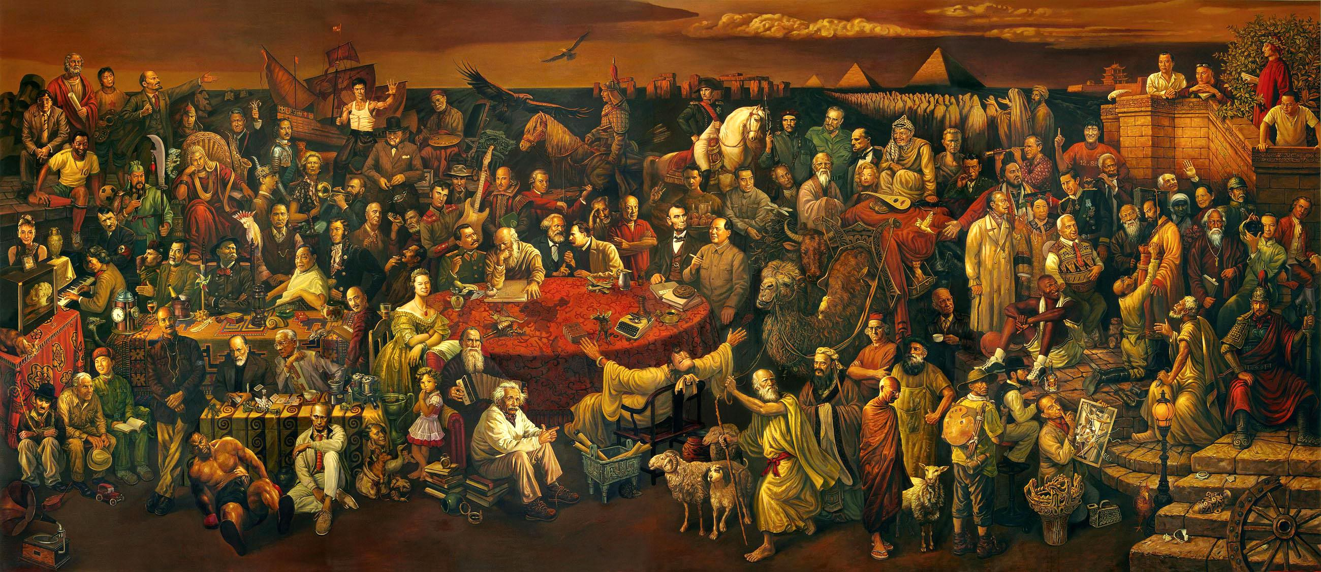 how the realists changed the face of europe in the nineteenth century Naturalism in art refers to the depiction of realistic objects in a natural setting the realist movement of the 19th century advocated naturalism in reaction to the stylized and idealized depictions of subjects in romanticism, but many painters have used a similar approach over the centuriesone example of naturalism is the artwork of.