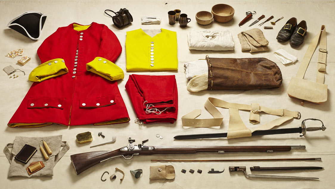 6-what-soldiers-wore-and-carried-in-war-from-the-middle-ages-to-today-private-sentinel-battle-of-malplaquet-1709