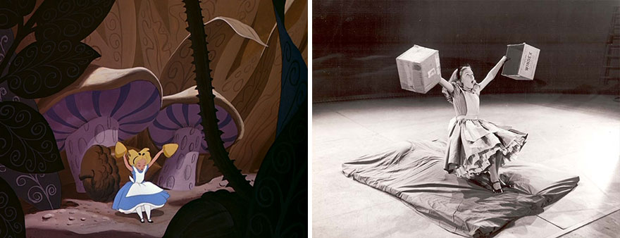 alice-wonderland-classical-animation-kathryn-beaumont-pictures-5