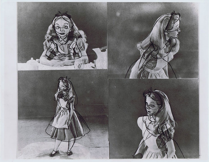 alice-wonderland-classical-animation-kathryn-beaumont-pictures-6
