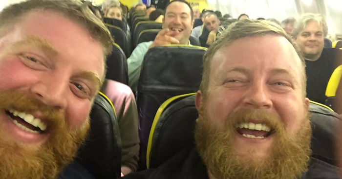 bearded-men-lookalikes-doppelgangers-aeroplane-flight--fb