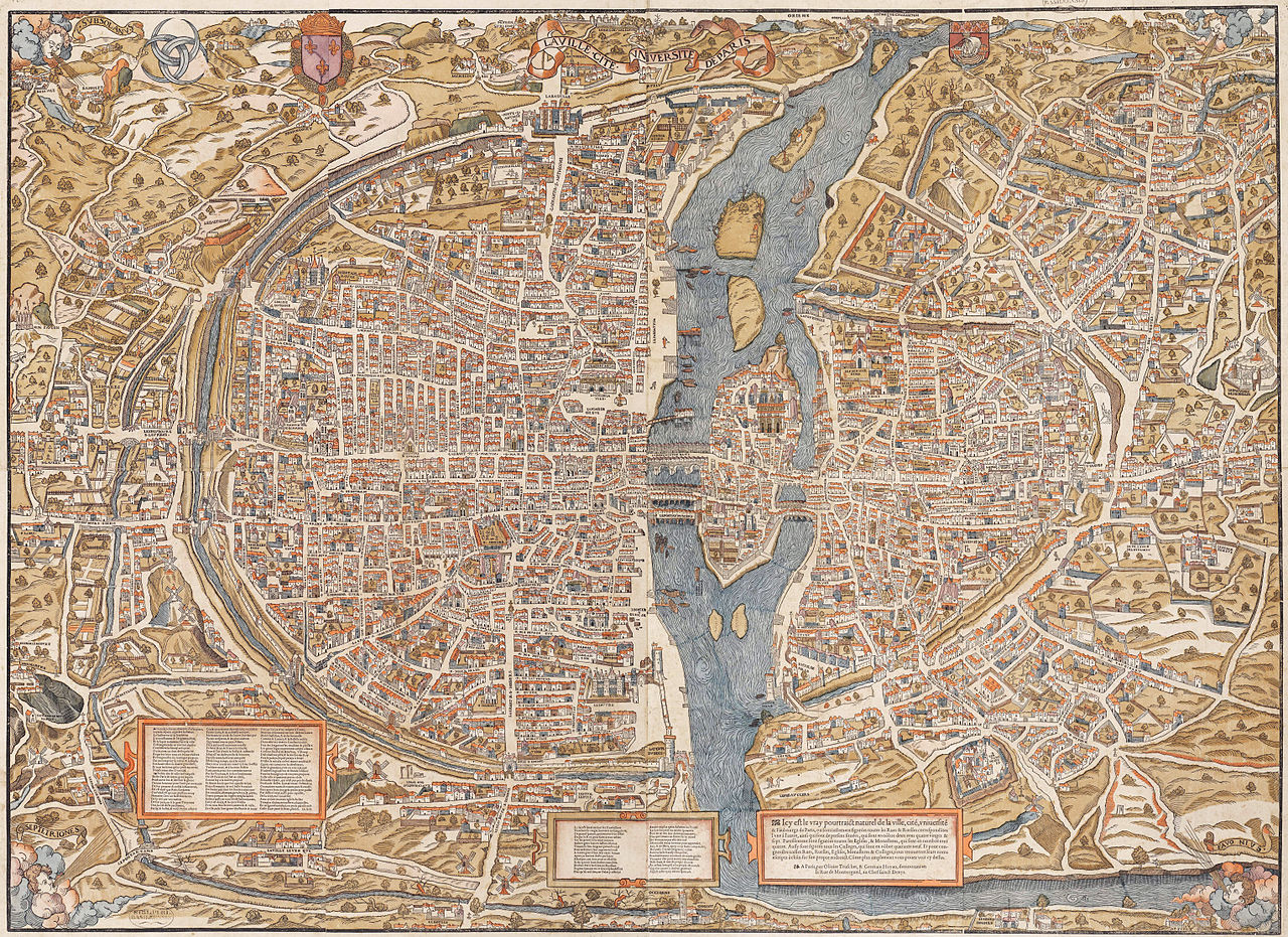 maps-of-medieval-cities-Paris_1550