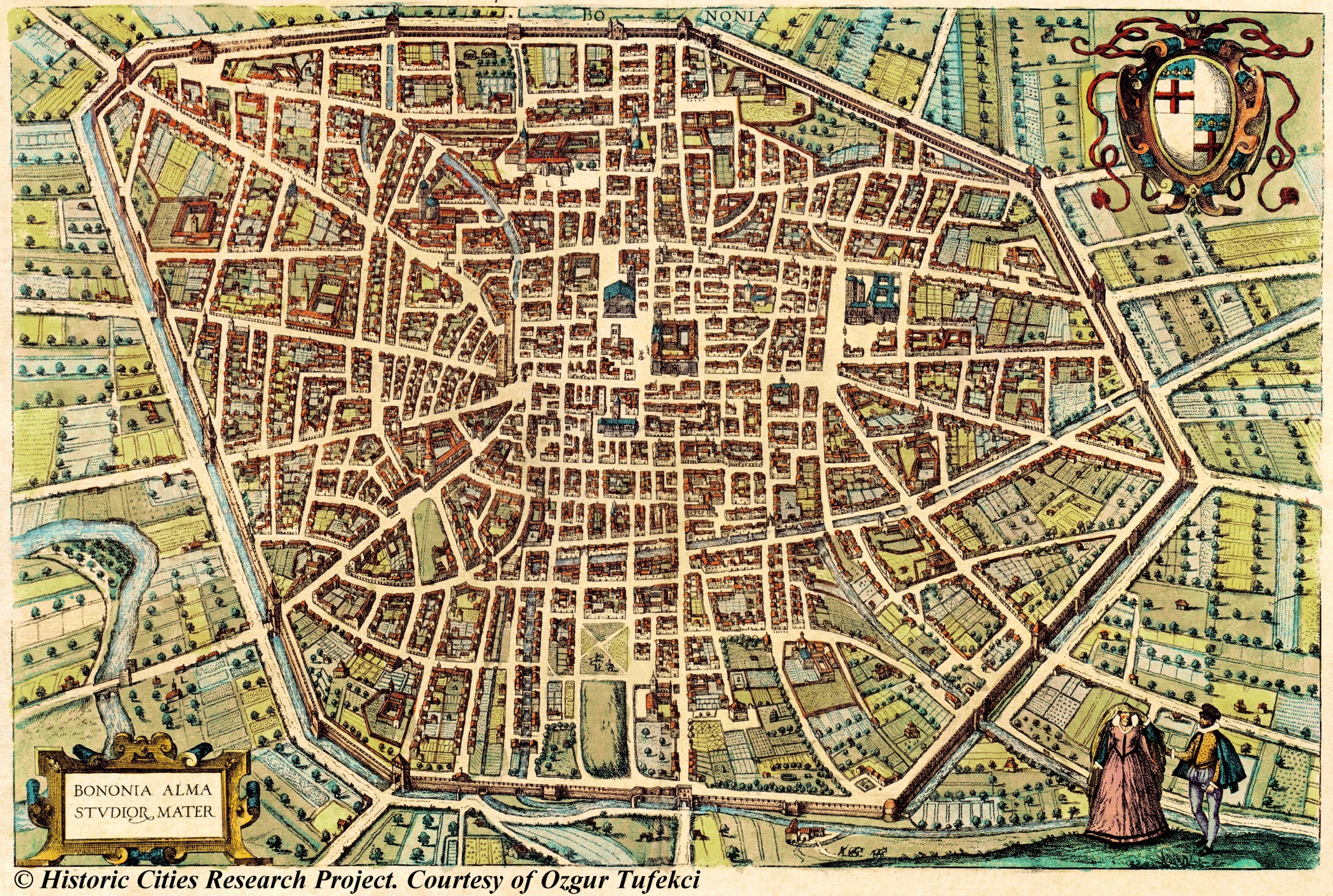 maps-of-medieval-cities-bologna