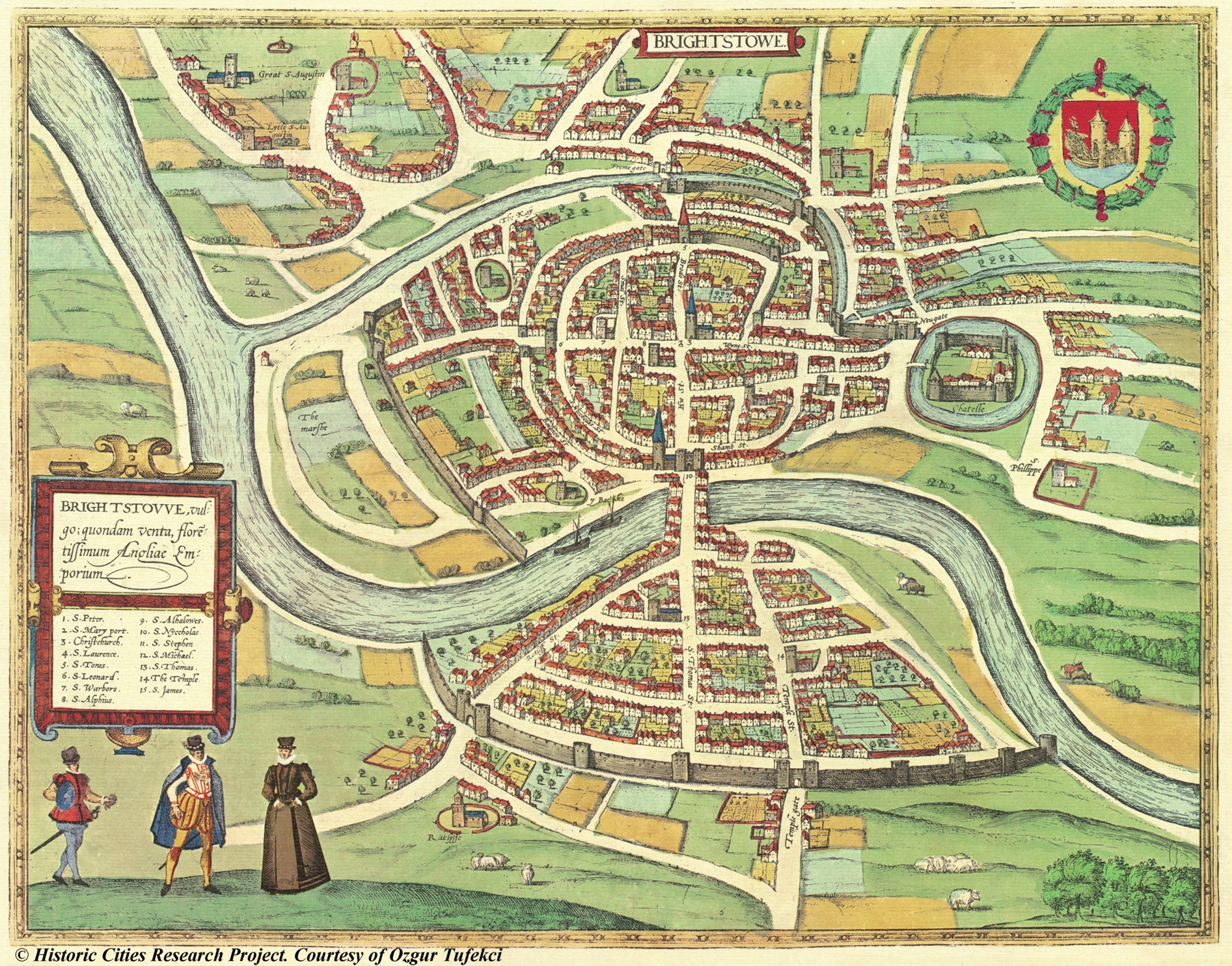 maps-of-medieval-cities-bristol