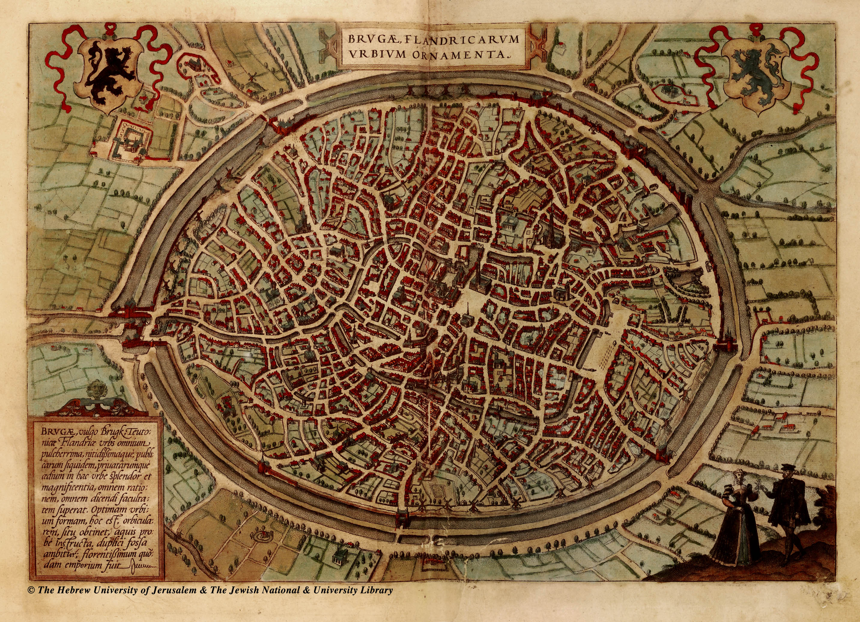 maps-of-medieval-cities-brugge