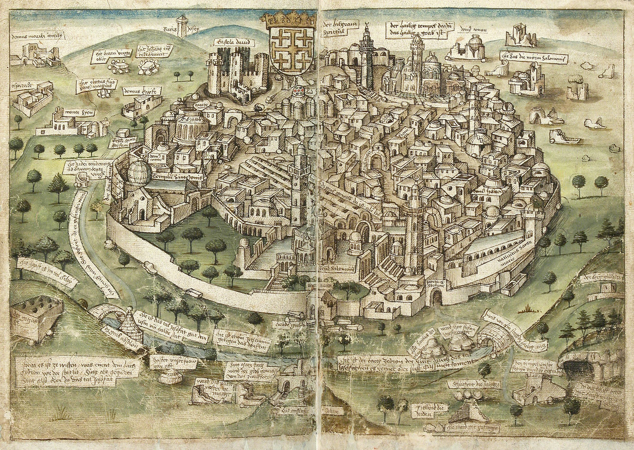 maps-of-medieval-cities-jerusalem