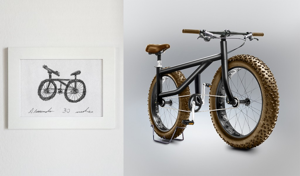 Drawing A Bike Is Not As Easy As It Sounds Earthly Mission